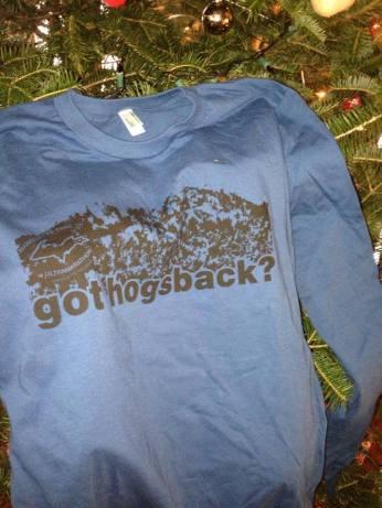 Custom Organic Cotton Long Sleeve Tees for the Marquette Trail 50 Ultramarathon