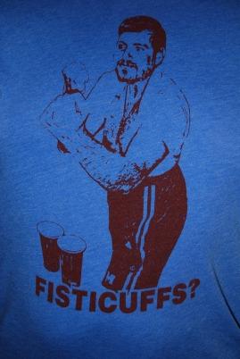 Fisticuffs?